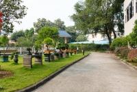 松鹤养老院沙园总院外景图片