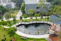 松鹤养老院沙园总院环境图片