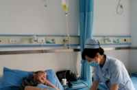重庆瑞恩老年养护中心护工图片