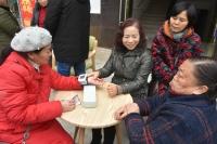 重庆青橄榄养老服务中心老人图片