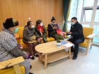 光大百齡幫·九龍鎮社區養老服務中心老人圖片