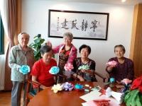 天乡社区养老中心活动图片