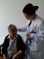 天乡社区养老中心服务图片