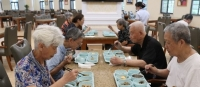 武汉九州通人寿堂养老院 老人图片