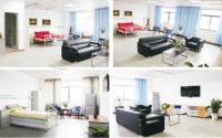 武汉广爱医院(临终关怀科/护理院/养老院)设施图片