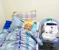 合川市宝润阳光护理康养中心老人图片